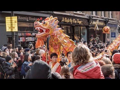 Chinese New Year Celebration London 2015