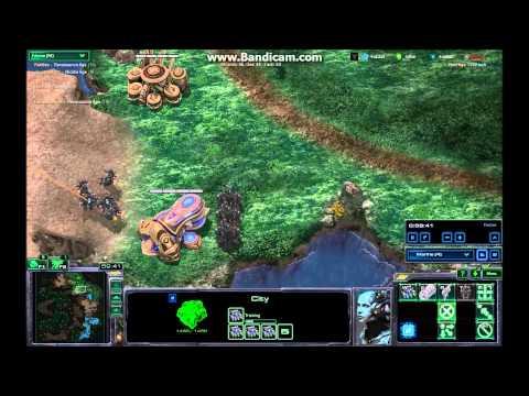 StarCraft II: Civilization Sapphire - Dark Grey's Perspective