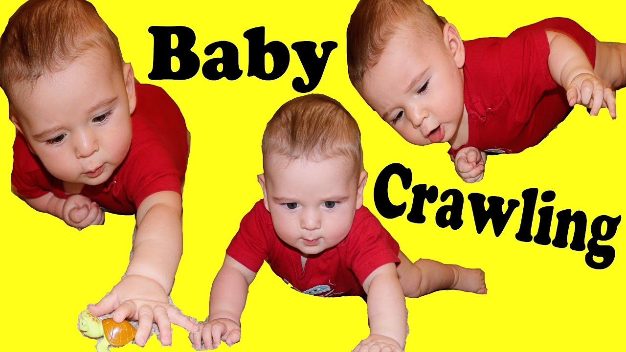 BABY ELI CRAWLING Army Crawls Blind Bag Surprise Toys