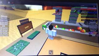 Roblox gameplay-tycoon