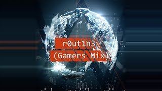 Alan Walker x David Whistle - r0ut1n3 (Gamers Mix)