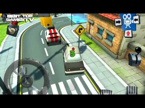 Parking Games 3d Cartoon Car Parking Simulator Gameplay Trailer