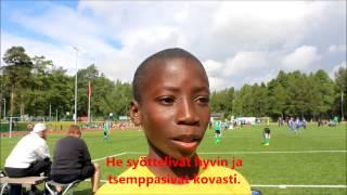 FC Vito/Kilwan taiturimainen laituri Yahaya haastattelussa!