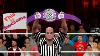 WWE 2K Universe - WWE 2K17: WWE Live Event Kenny Omega vs Kushida(c) Full Match thumbnail