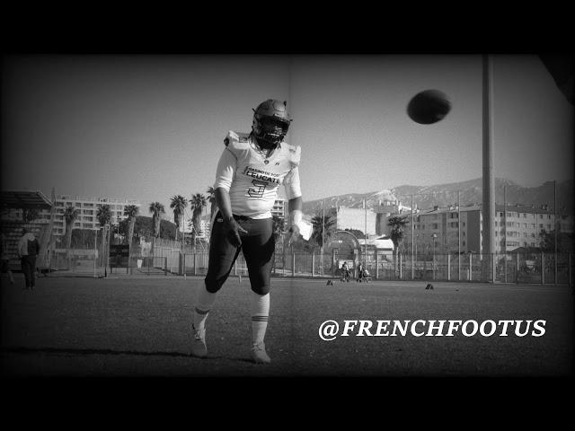 Football américain en France