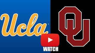 UCLA vs Oklahoma Week 2 Full Game Highlights (HD)