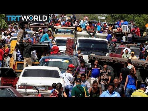 Millions battle food and medicine shortages in Caracas | Money Talks