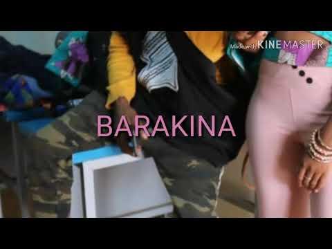 BARAKINA FEAT SAMY CRAZY GIRL