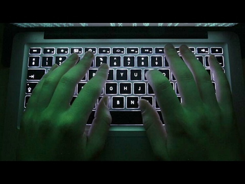 Major cyber attack disrupts internet service across Europe and US
