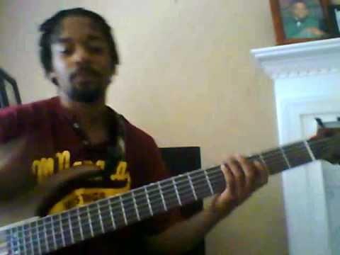 Wiz Khalifa - Glass house bass line by Justin Hendricks