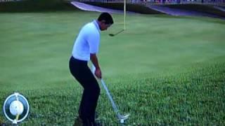 Tiger Woods PGA Tour 10 Gameplay PS3