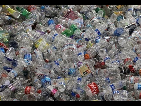 In China, scientists want to turn plastic into fuel | Sustainable Energy