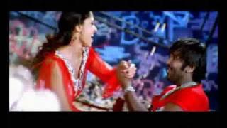 Anushka and Vishnu Manchu Muddhu sexy song