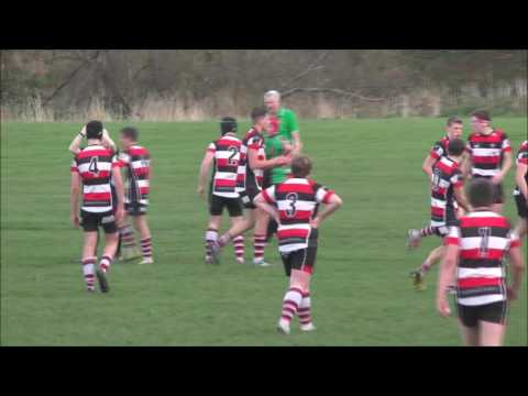 SCRFC U16 vs  Highland 301016