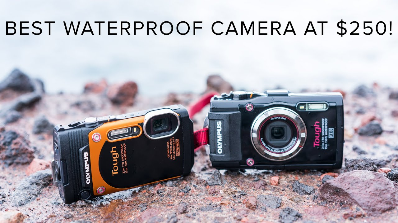 Olympus Tg 860 Best Waterproof Camera For 250