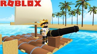 DESTROY EVERYTHING WITH A CANNON! -ROBLOX #544
