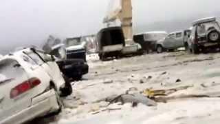 Перевозка в шторм автомобилей из Японии(, 2013-07-14T13:43:47.000Z)
