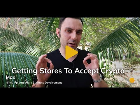 Getting Stores To Accept Crypto - YouTube