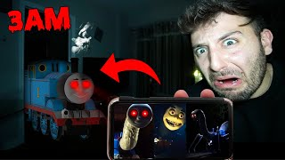 DONT WATCH SCARY THOMAS THE TANK ENGINE.EXE VIDEOS AT 3AM OR THOMAS THE TANK ENGINE.EXE WILL APPEAR!