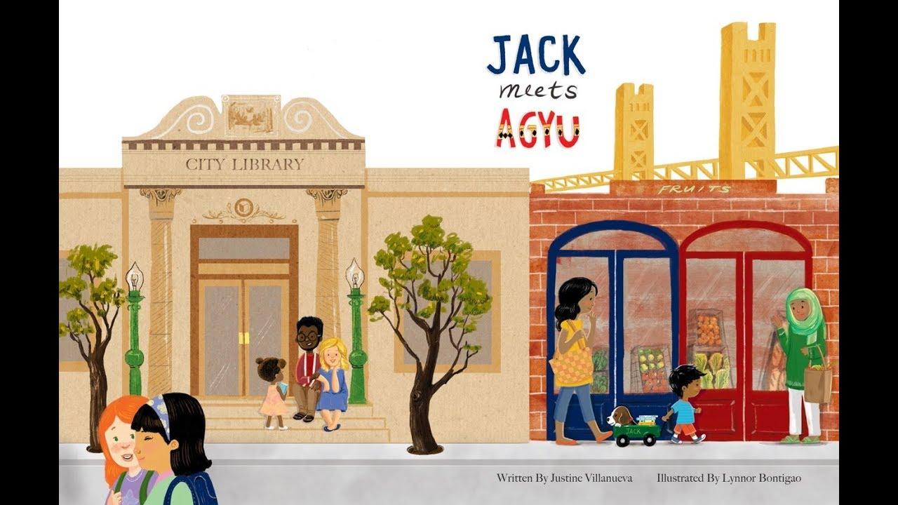 Jack Meets Agyu, A Children's Book | Indiegogo