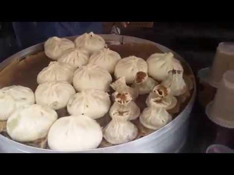Adventures on Food Street, Jinan Shandong, China