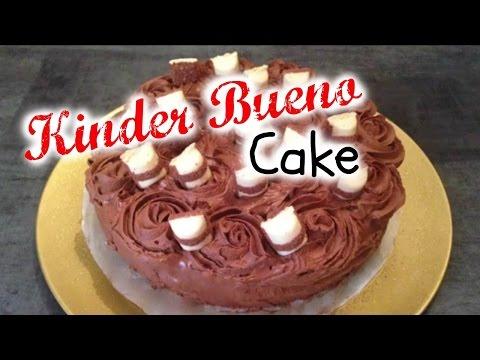 ♡-kinder-bueno-cake-♡