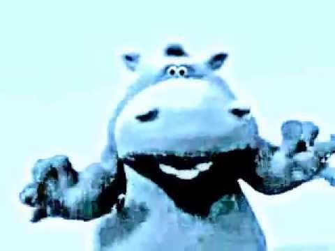 animasion de la voz de Hippo and Dog 'In the Jungle'