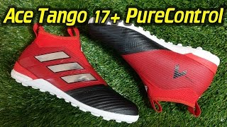 Adidas ACE Tango 17+ PureControl Turf (Red Limit Pack) - Review + On Feet