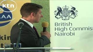 British High Commission donates IED training kits to the Kenya Airports Authority