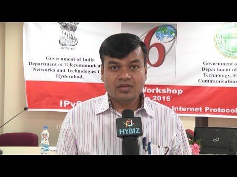 Ram Department of Telecommunications Ministry of Communications & IT At TS-IT IPv6 - Hybiz.tv