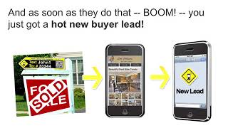 Terry Walters gives tips on How to ATTRACT more Buyer Leads