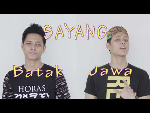 SAYANG VERSI BATAK JAWA ( Short Cover)