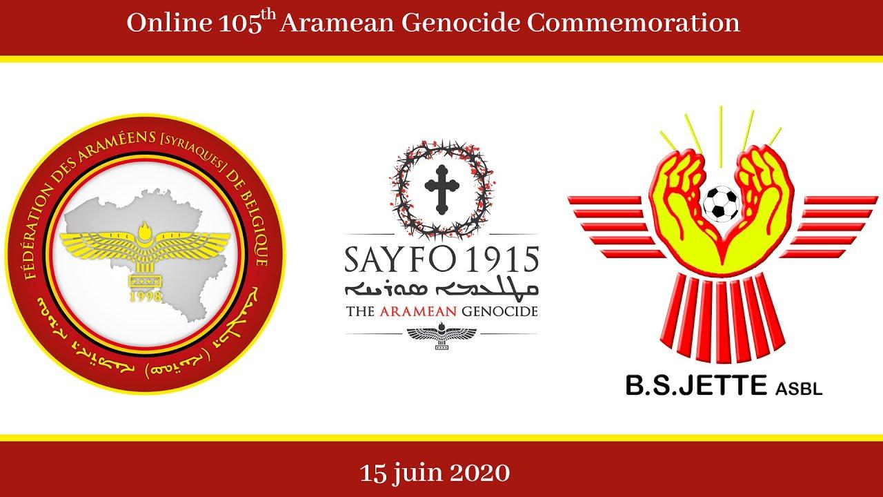 Commémoration du génocide des Araméens