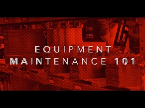 Bakery Equipment Maintenance Guide | Repair | Service | Spare Parts
