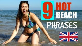 Learn English Phrases: Beach