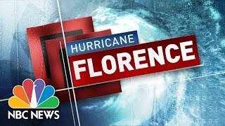 S.C. Gov. Henry McMaster Gives Update On Tropical Storm Florence | NBC News