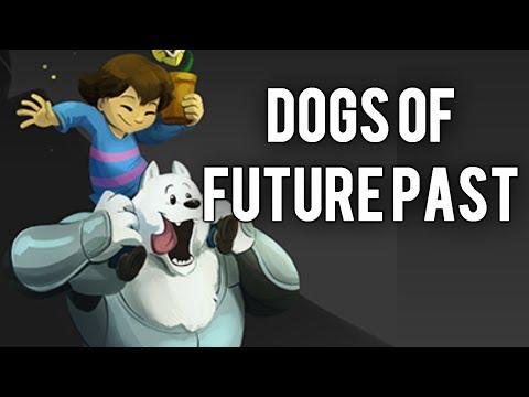 Dogs of Future Past Trailer (Undertale Comic Dub)