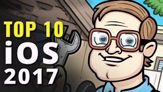 Top 10 Best iOS Games of 2017 So Far