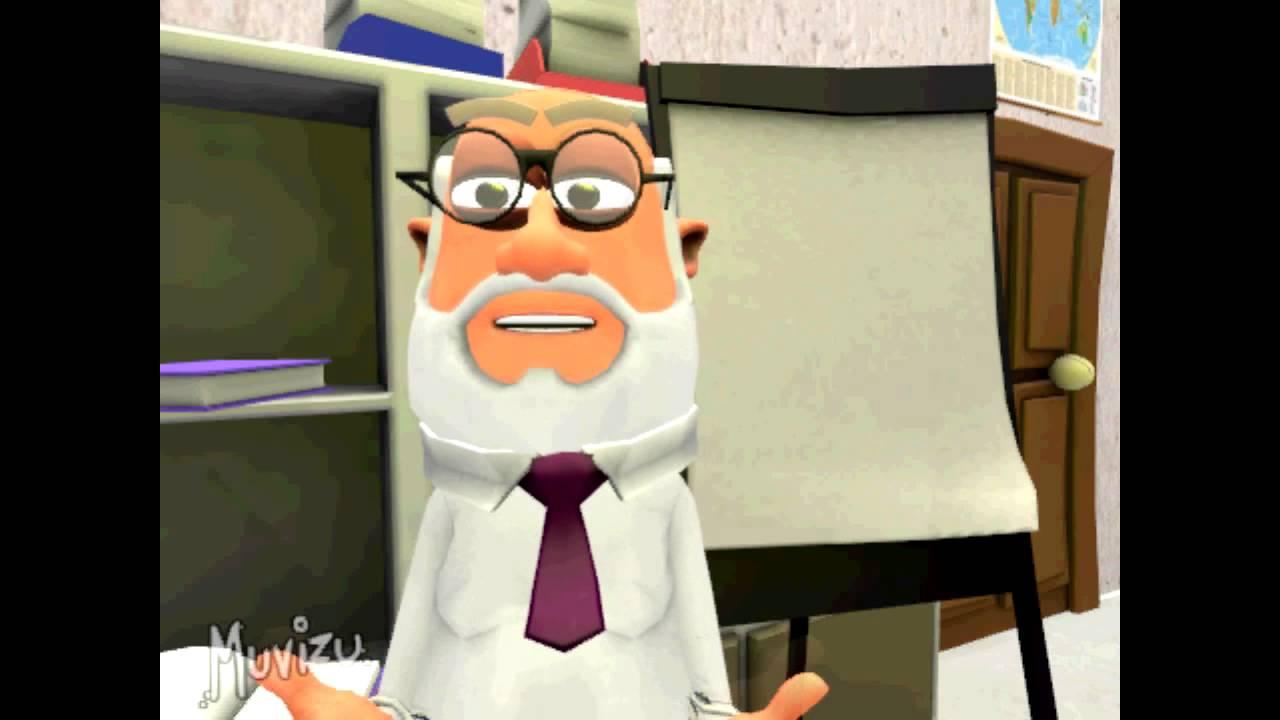 Prof testoh il cartone animato youtube