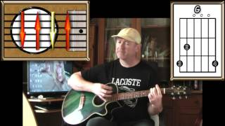 Download lagu Heroes - David Bowie (R.I.P.) - Acoustic Guitar Lesson (easy - detune by 1 fret)