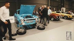 Full Walk Around Footman James Classic Car Show Manchester 15th 16th September 2018