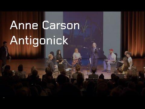 Anne Carson - Antigonick