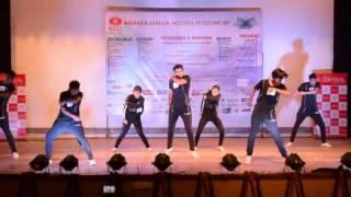 Misba Western Dance Crew (Sri Guru Gobind Singh College of Commerce) @MAIT