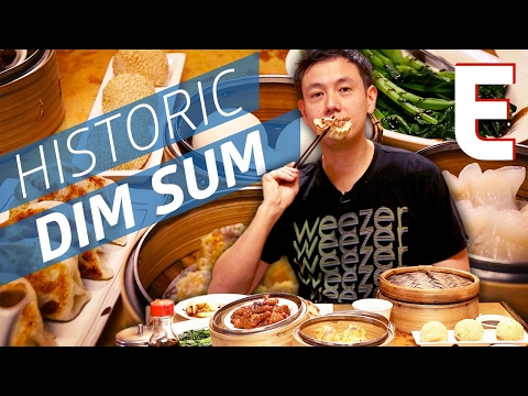 The Oldest Dim Sum House In San Francisco at Hang Ah Dim Sum Tea House — Dining on a Dime