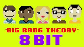 The Big Bang Theory Theme Song (8 Bit Remix Cover Version) - 8 Bit Universe