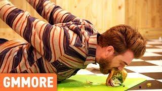 Sandwich Yoga Challenge