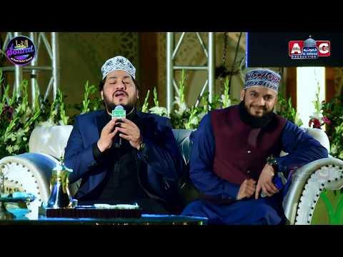 Zulfiqar Ali Hussaini ll Tajdare Madina Ke Jalway ll Hart Tuching  Naat Sharif Full HD  2018