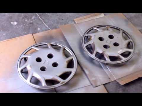 How to Rejevunate Your Hubcaps