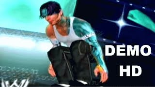 jeff hardy here comes the pain hctp wwe demo footage plus more details on remove from game hd render