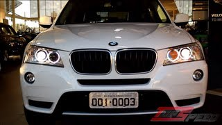 Test Drive BMW X3 20i 2014 (Canal Top Speed)(Mais um test drive de carros premium, o Canal Top Speed mostra agora uns dos lançamentos da BMW no Brasil, a BMW X3 agora com motor 20i, 2.0 Turbo ..., 2013-07-12T19:02:45.000Z)